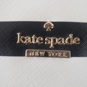 Kate Spade Laptop Sleeve, Black and White Case Bag